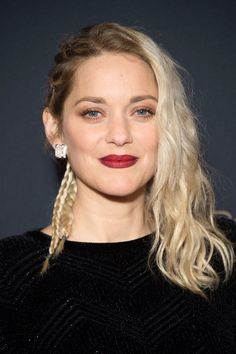Marion Cotillard Radiates Elegance on the Red Carpet - Like Only a French Actress Can Photos | W Magazine