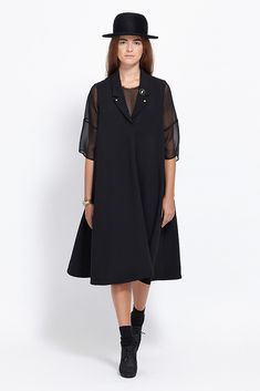 Rachel Comey Sly Dress (Black)
