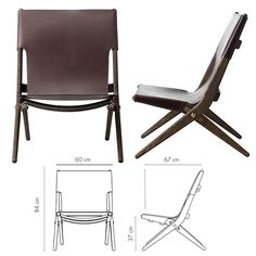 Saxe Chair designed by Lassen