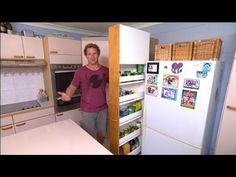 Rob Palmer: Skinny Kitchen Storage, Ep 10 (04.0414)