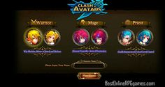 #ClashofAvatars 3D browser multiplayer role playing game developed and published by AMZ Game.Gameplay has all traditional features like character development and quests but also pays special attention to dancing and companions. #Bestonlinerpggames