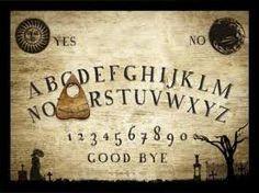 Version of an Ouija Board
