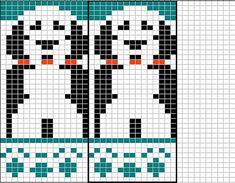 Ravelry: Bobtail chart pattern by Sandra Jäger