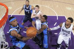 Rajon Rondo had his third 20-point effort with his new team, Gorgui Dieng tallied his ninth and 10th double-doubles of the season and Russ Smith g
