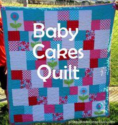 Baby Cakes Quilt - P