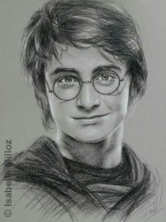 Drawing Portraits - Portrait de Daniel Radcliffe, alias Harry Potter Discover The Secrets Of Drawing Realistic Pencil Portraits.Let Me Show You How You Too Can Draw Realistic Pencil Portraits With My Truly Step-by-Step Guide. Harry Potter Tumblr, Harry Potter Fan Art, Harry Potter Kunst, Harry Potter Portraits, Harry Potter Sketch, Harry Potter Drawings, Harry Potter Characters, Harry Potter Images, Art Drawings Sketches