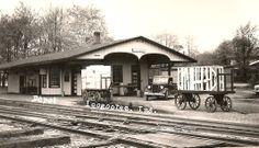 Depot in Loogootee, Indiana