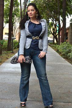 Curvy Girl Fashion!