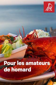 Sur la piste du homard   Amateur de homard? Nous vous avons déniché quelques-unes des meilleures façons d'apprécier le homard du Nouveau-Brunswick.