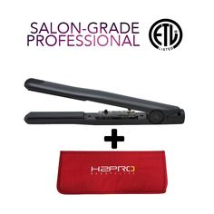Nano Hi-Tech Ceramic Electric Hair Straightener 1.25 w/ FREE THERMAL HEAT POUCH *** This is an Amazon Affiliate link. You can get more details by clicking on the image.