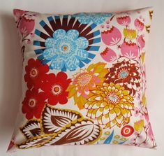 Throw Pillow Cover Toss Pillow Accent Pillow by PersnicketyHome
