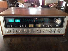 Vintage Sansui 9090 Monster Receiver Amp Amplifier Solid State Awesomeness 1976   eBay