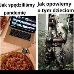 Very Funny Memes, Haha Funny, Funny Lyrics, Polish Memes, Weekend Humor, Funny Mems, Quality Memes, Creepypasta, Reaction Pictures