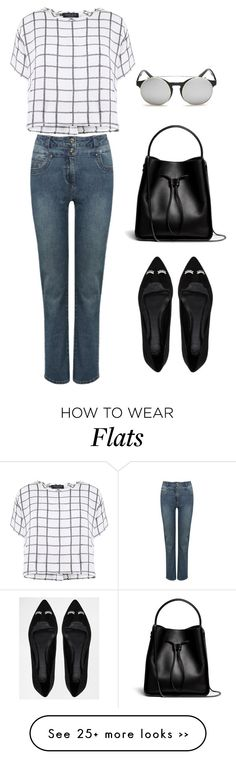 """#264"" by riozannat on Polyvore"