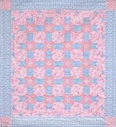 Baby Toiles from Free Spirit Free Quilt Pattern