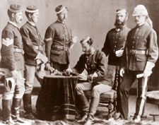 May 1873: The Establishment of the North West Mounted Police
