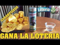 RITUAL PARA GANAR LOTERIA Y CASINOS - YouTube