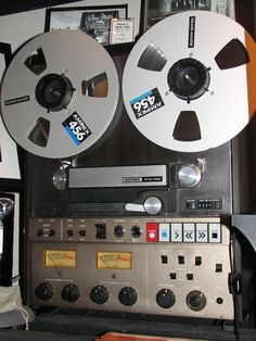 Ampex ATR-700 professional reel to reel tape recorder