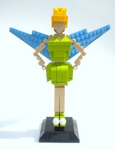 I could probably make this with legos