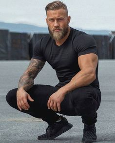 Beard the fuck up. Click hyperlink at bio to be featured.™ Check out. - Beard Tips Beard Styles For Men, Hair And Beard Styles, Men Hair Styles, Viking Beard Styles, Beard Model, Beard Tattoo, Tattoo Man, Haircuts For Men, Haircut Men