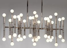 42 LIGHT UP AND DOWN RODS LINEAR :: LINEAR FIXTURES <BR>(ISLAND/BILLIARD) :: Ceiling lights Toronto, Bath and vanity lighting, Chandelier lighting, Outdoor lighting and kitchen lights :: Union