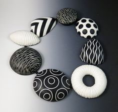 Donna Kato is a world-renowned polymer clay artist based in Colorado USA.