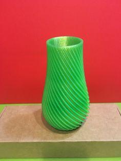Plant vase 3d printed in PLA di Ram3Dshop su Etsy