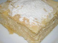 Vargabéles recept II Vanilla Cake, Food, Essen, Meals, Yemek, Eten