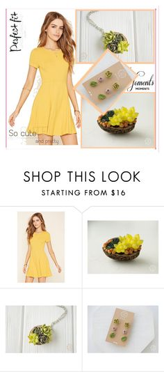 """""""EtenIren/2"""" by amira-1-1 ❤ liked on Polyvore featuring Forever 21 and EtenIren"""