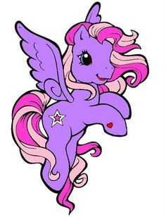 thinking of a my little pony tattoo.....why not?