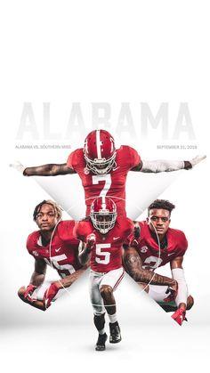 "Alabama Football on Twitter: ""#WallpaperWednesday 📲 🔴🌊 vs. 🔸🦅 #BamaFactor #RollTide… "" College Football Uniforms, Alabama Football Team, American Football League, Nfl Football Teams, Crimson Tide Football, Notre Dame Football, Football Stuff, Football Season, Collage Football"