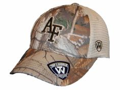 wholesale dealer 71ed8 88903 Air Force Falcons TOW Camo Mesh Prey Adjustable Snapback Hat Cap