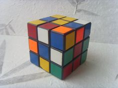 Vintage Soviet Rubik's Cube Logical Puzzle Game Made in by Astra9, $15.20