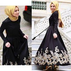 😍😍😍😍 @ebrusevertrk #hijabi #fashion #style #stylist #moda #abaya #حجاب #فاشن #عباية #موضة #ازياء #أزياء #ستايلات #ستايل #جمال #اناقة #fashiongirl #girlstyle #lady #fashionista #designer #colors #elegant #elegance #outfit