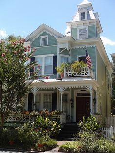 439 Habersham St, Savannah GA -- by techpro12 via flickr