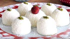 Milk Dessert with 5 Ingredients - Good Hobby, Dessert recipes Easy Cake Recipes, Dessert Recipes, 5 Minute Desserts, Milk Dessert, Fun Hobbies, Panna Cotta, Cheesecake, Dinner Recipes, Food And Drink