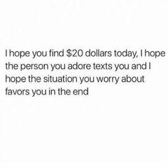 I hope ya'll have a good day.