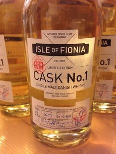 Danish Whiskey - Isle of Fionia
