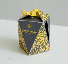 Gourmegg! egg packaging design ideas