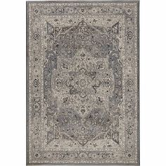 Da Vinci Blue/Grey Area Rug Astoria Grand Rug Size: Rectangle 133 x Dark Grey Rug, Black Rug, Brown Rug, Grey And Beige, Blue Grey, Gold Rug, Pink Rug, Red Rugs, Persian Rug