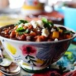 Veggie Chili from The Pioneer Woman Cooks | Ree Drummond