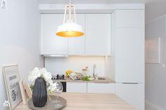 Mieszkanie na Saskiej Kępie - Kuchnia, styl skandynawski - zdjęcie od Kąty Proste - Fotografia Wnętrz i Architektury