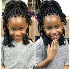 Braids|Natural Hair |Cornrows |Protective Styles |kids|girls