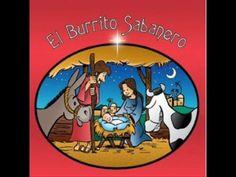 Mi Burrito Sabanero   El Burrito De Bélen - Villancicos - Musica Navideña