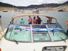 Christmas Parties at Lake Travis Yacht Rentals on Lake Travis