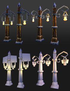 Gilneas Lamp