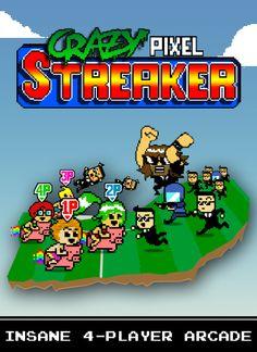 Crazy Pixel Streaker (Lubiterum Studios)