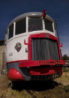 Old Fiat Train In Asmara Train Station, Eritrea by Eric Lafforgue, via Flickr