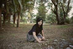 Lise Sarfati / Immaculate series: Andjelina. Alverno High School. Sierra Madre, CA 2007