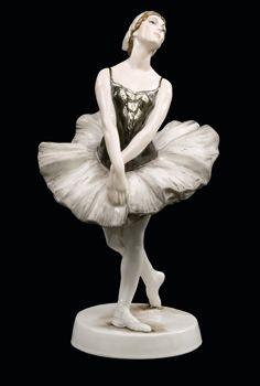 Балерина Галина Уланова (1910–1998) в роли Джульетты